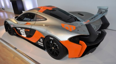 2015 McLaren P1 GTR - Pebble Beach World Debut in 55 High-Res Photos 48