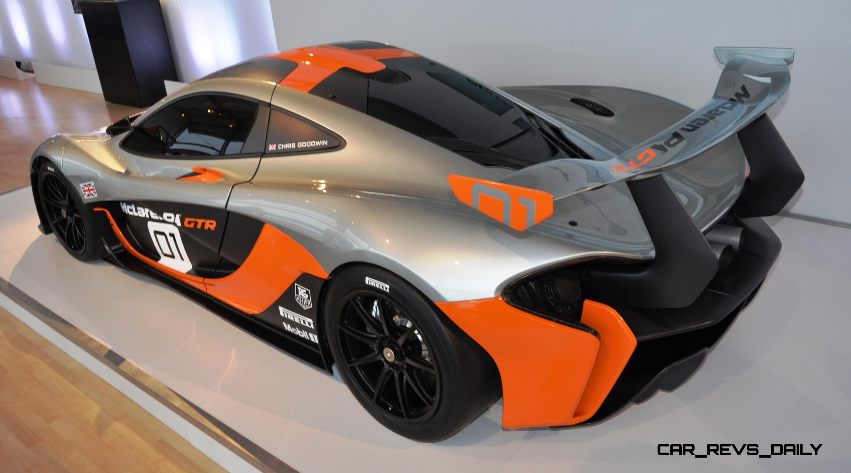 2015 McLaren P1 GTR - Pebble Beach World Debut in 55 High-Res Photos 48