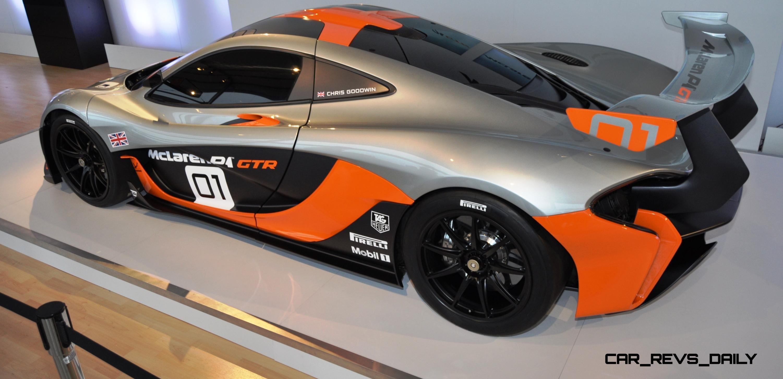 2015 McLaren P1 GTR - Pebble Beach World Debut in 55 High-Res Photos 49