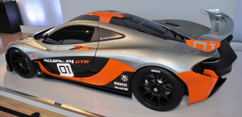2015 McLaren P1 GTR - Pebble Beach World Debut in 55 High-Res Photos 51