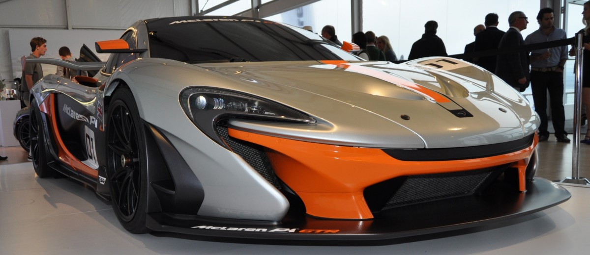 2015 McLaren P1 GTR - Pebble Beach World Debut in 55 High-Res Photos 52