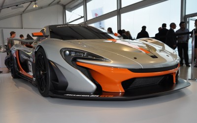 2015 McLaren P1 GTR - Pebble Beach World Debut in 55 High-Res Photos 52