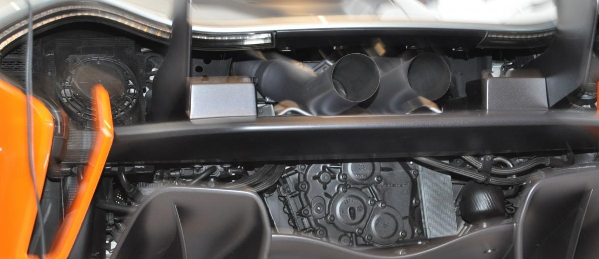 2015 McLaren P1 GTR - Pebble Beach World Debut in 55 High-Res Photos 9