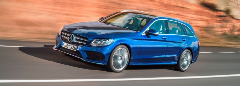 2015 Mercedes-Benz C-Class Estate 12