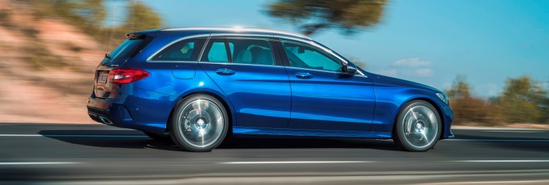 2015 Mercedes-Benz C-Class Estate 13
