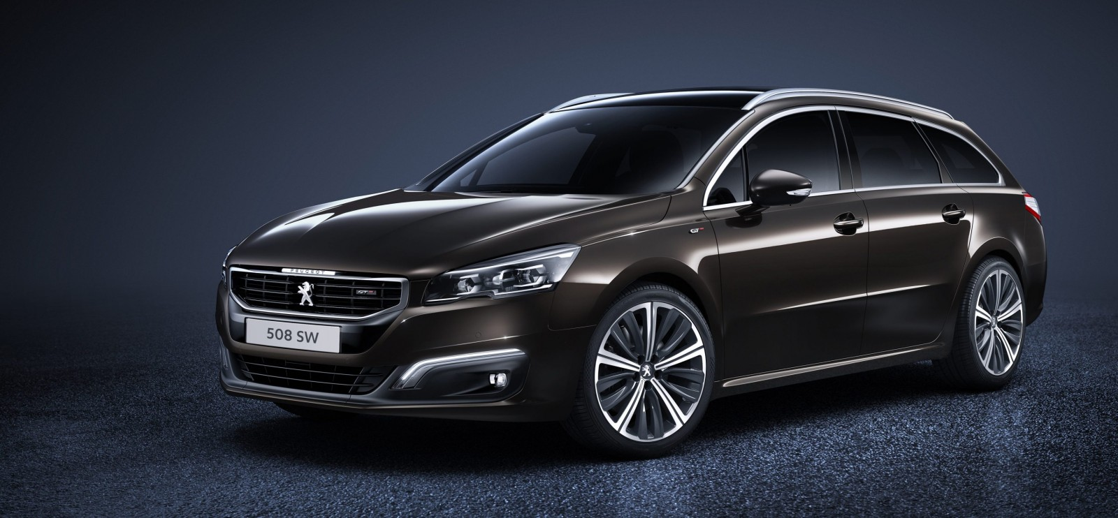 2015 Peugeot 508 Facelifted With New LED DRLs, Box-Design Beams and Tweaked Cabin Tech 19
