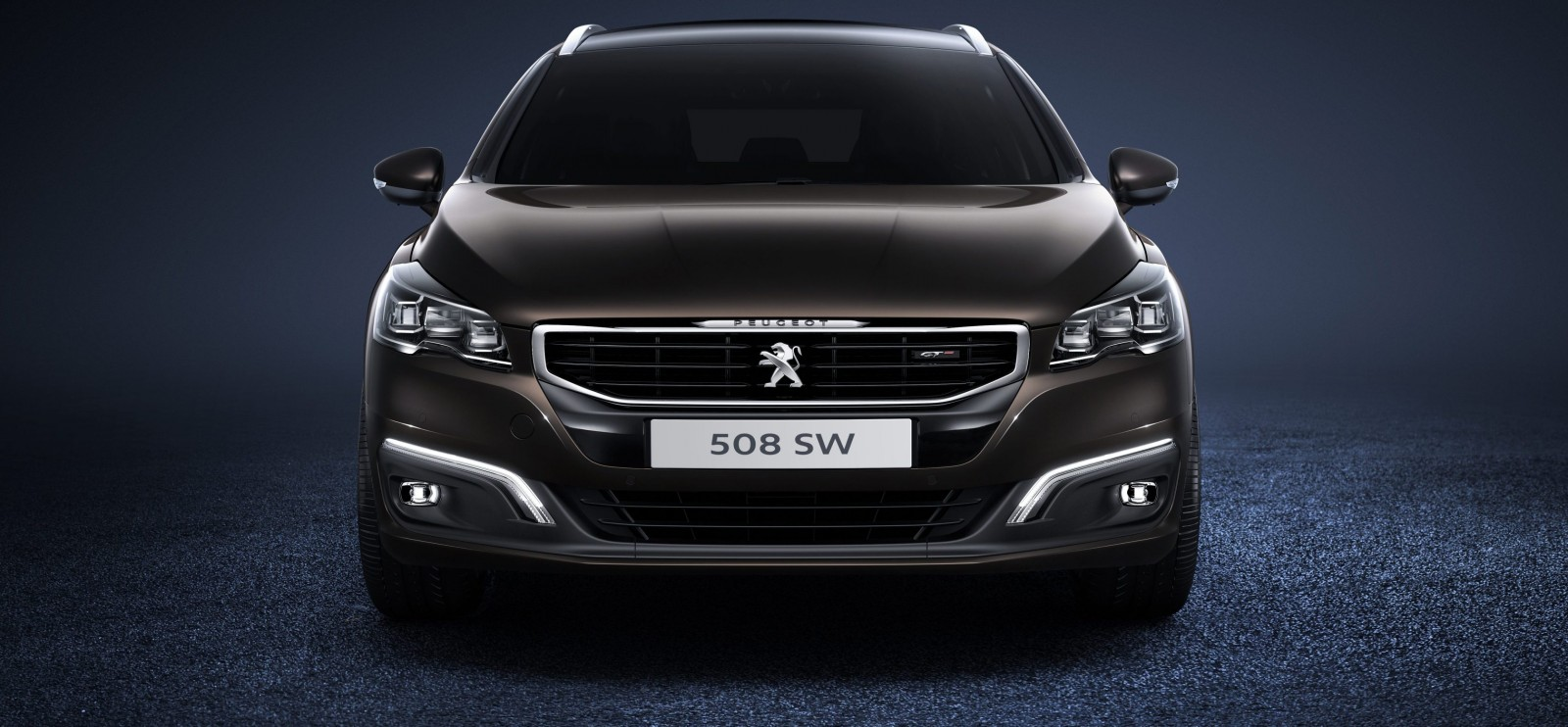 2015 Peugeot 508 Facelifted With New LED DRLs, Box-Design Beams and Tweaked Cabin Tech 21