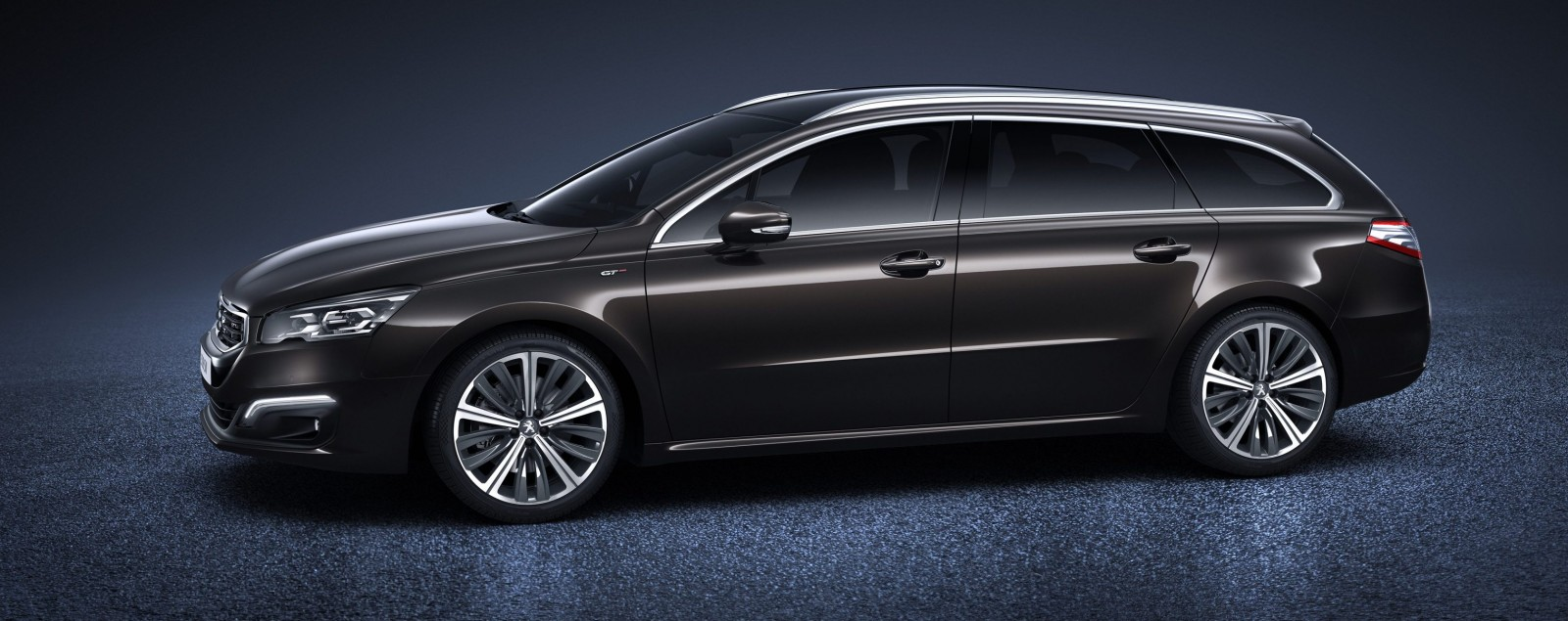 2015 Peugeot 508 Facelifted With New LED DRLs, Box-Design Beams and Tweaked Cabin Tech 23
