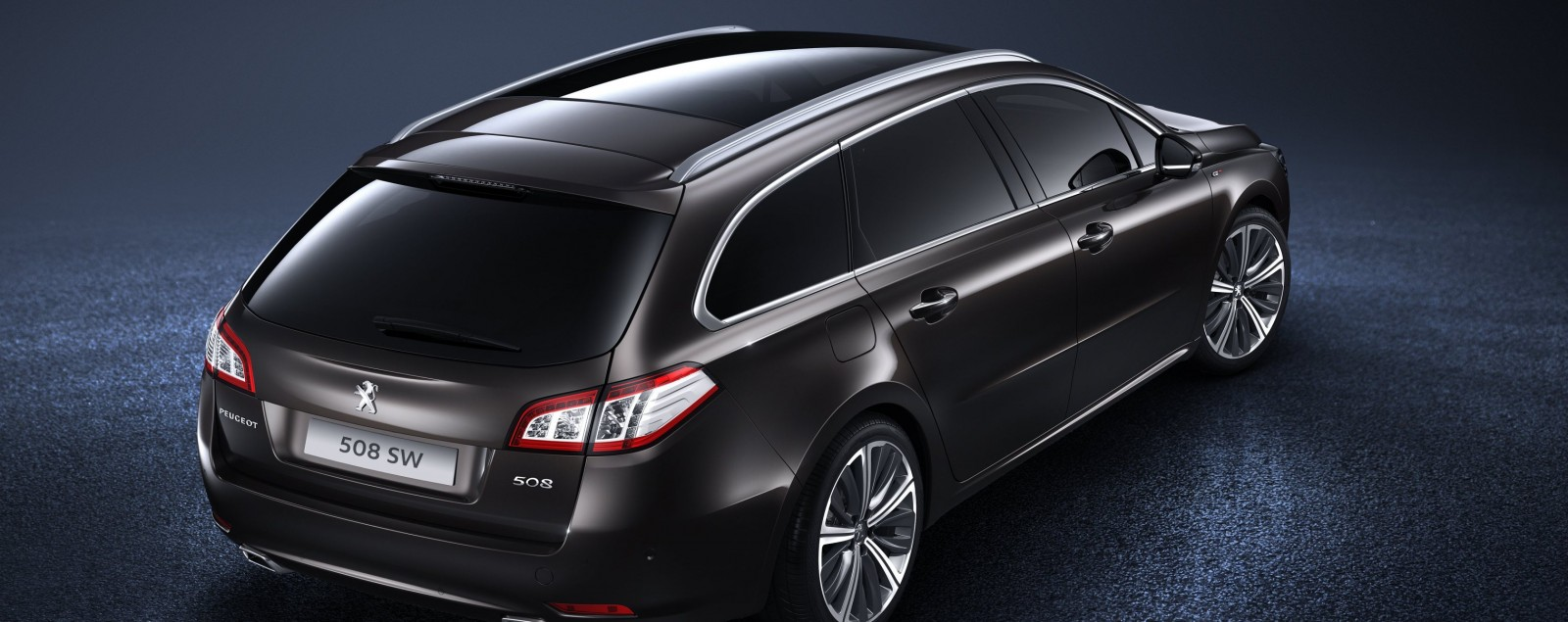 2015 Peugeot 508 Facelifted With New LED DRLs, Box-Design Beams and Tweaked Cabin Tech 25