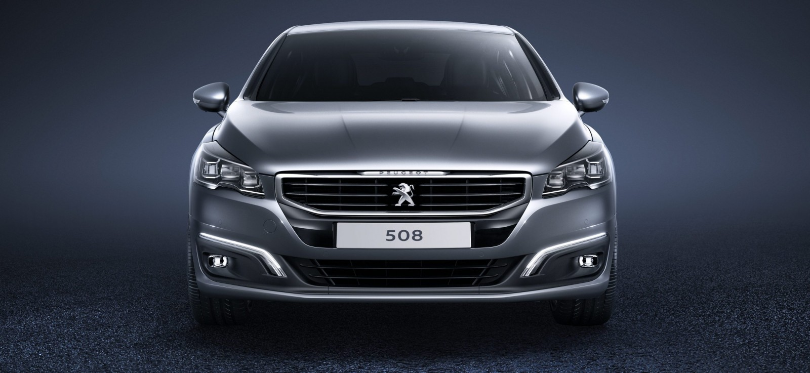 2015 Peugeot 508 Facelifted With New LED DRLs, Box-Design Beams and Tweaked Cabin Tech 4
