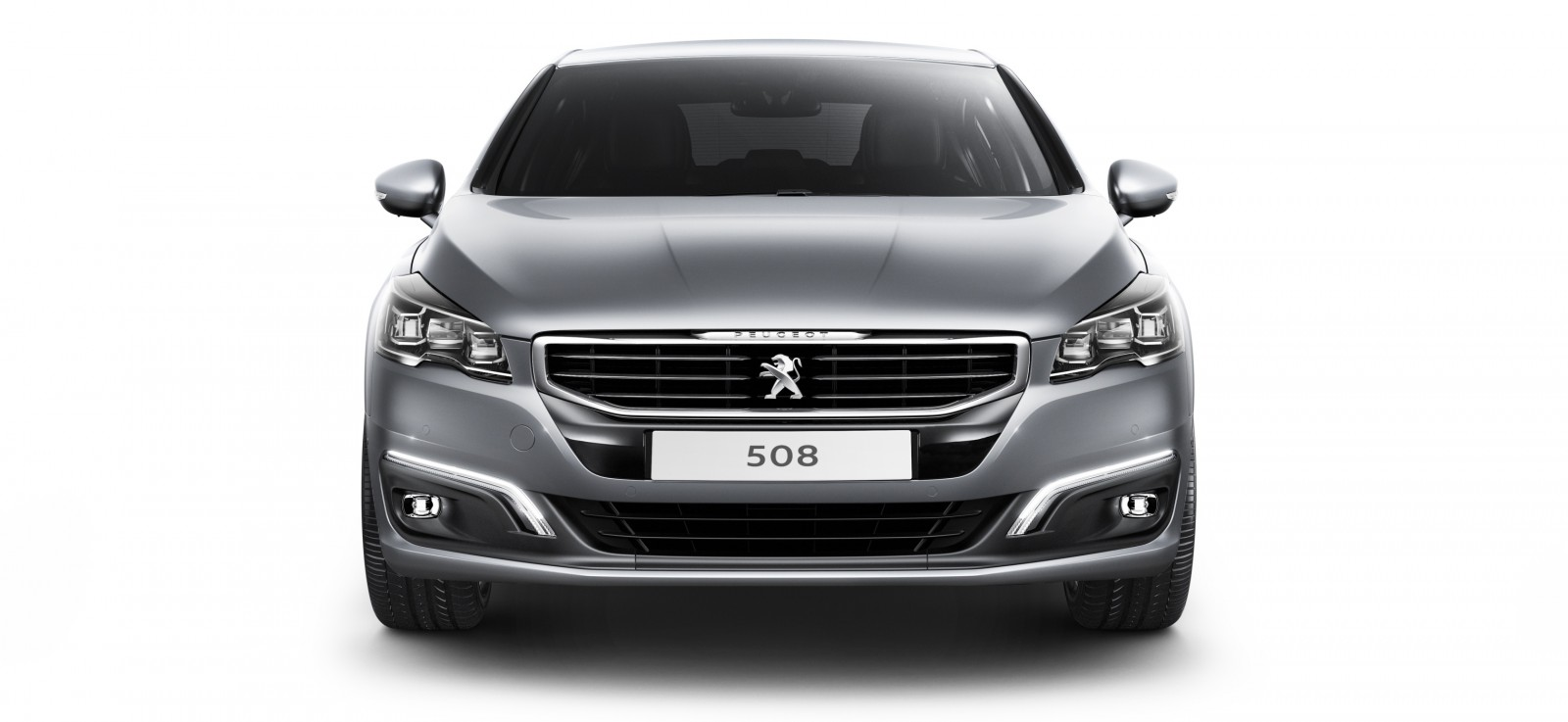 2015 Peugeot 508 Facelifted With New LED DRLs, Box-Design Beams and Tweaked Cabin Tech 5