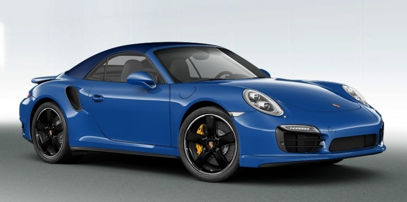 2015 Porsche 911 Turbo S - Configurator Options 28