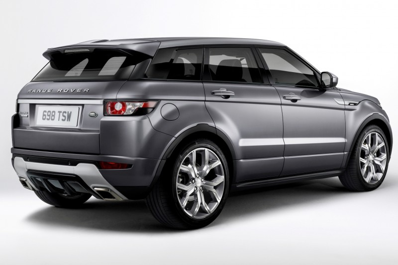 2015 Range Rover Evoque Gains 9-Speed Auto, Refreshed Info Tech and Boosted Engine HP 25