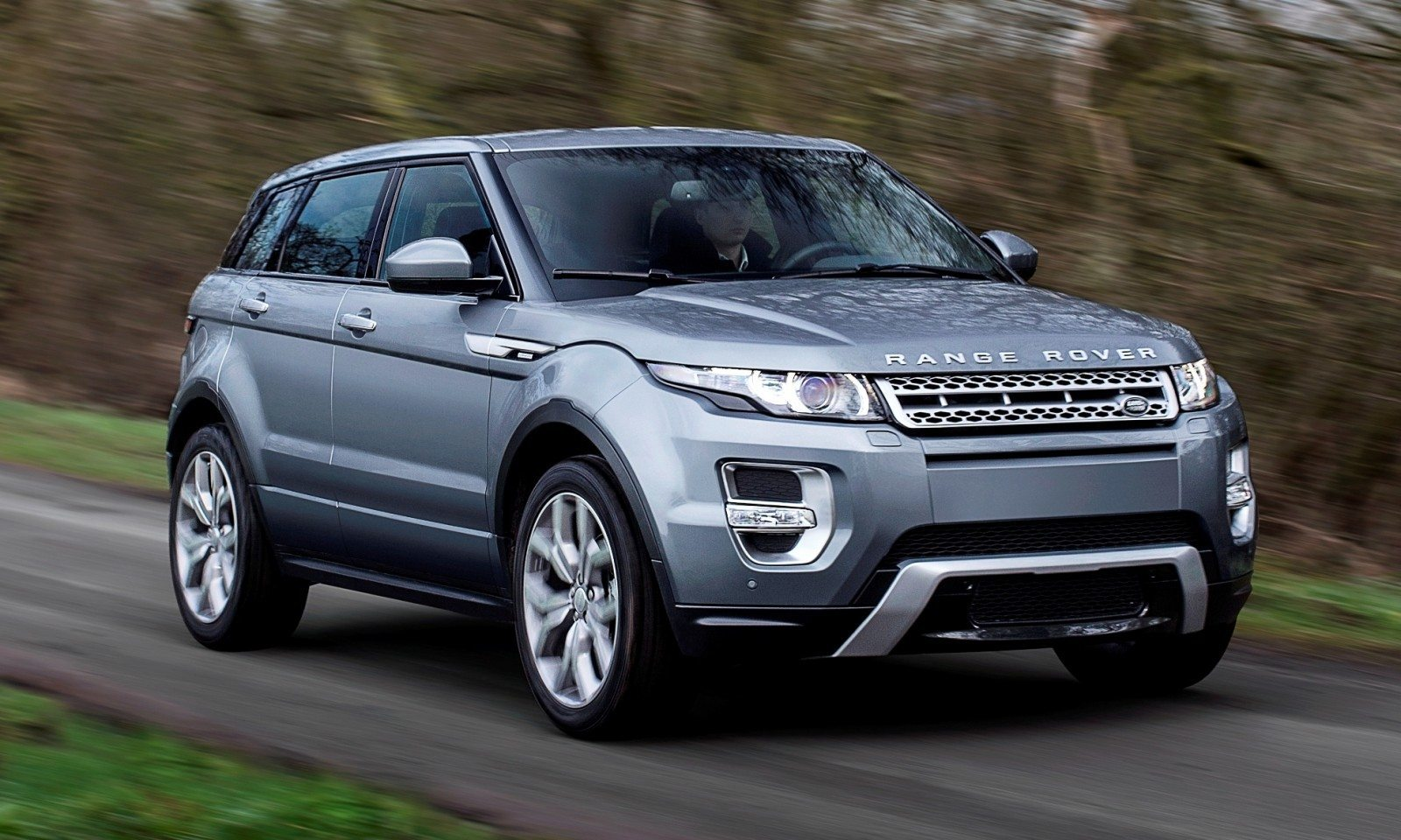 2015 Range Rover Evoque Gains 9-Speed Auto, Refreshed Info Tech and Boosted Engine HP 5