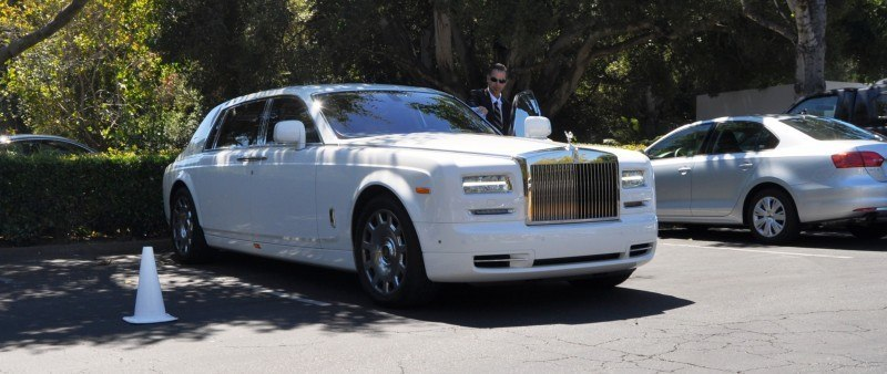 2015 Rolls-Royce Phantom Series II Extended Wheelbase at The Quail 12