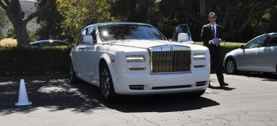 2015 Rolls-Royce Phantom Series II Extended Wheelbase at The Quail 14