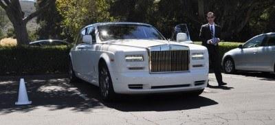 2015 Rolls-Royce Phantom Series II Extended Wheelbase at The Quail 14