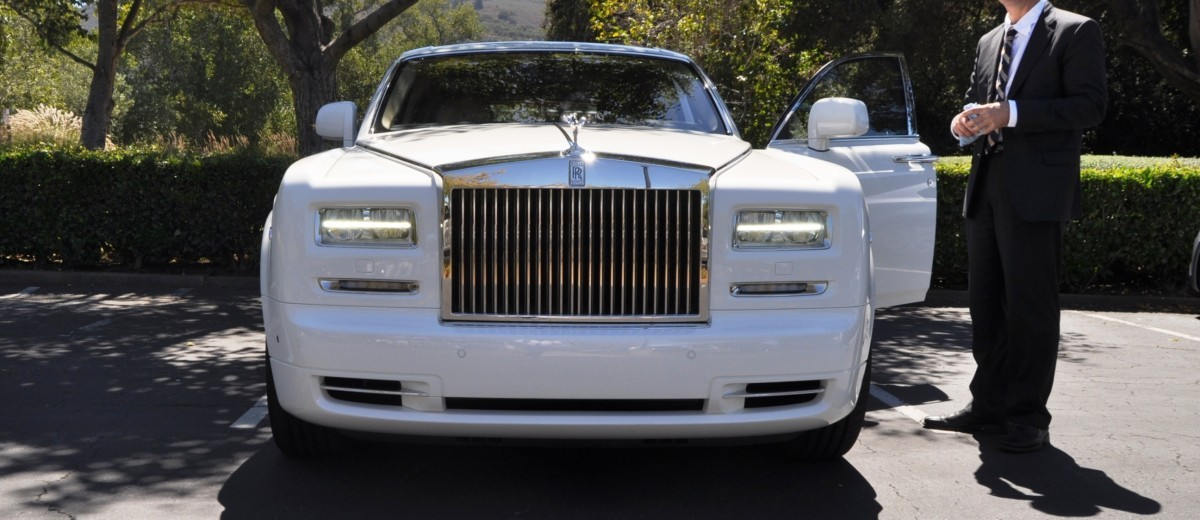 2015 Rolls-Royce Phantom Series II Extended Wheelbase at The Quail 18