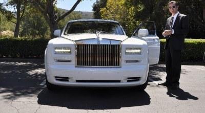 2015 Rolls-Royce Phantom Series II Extended Wheelbase at The Quail 18