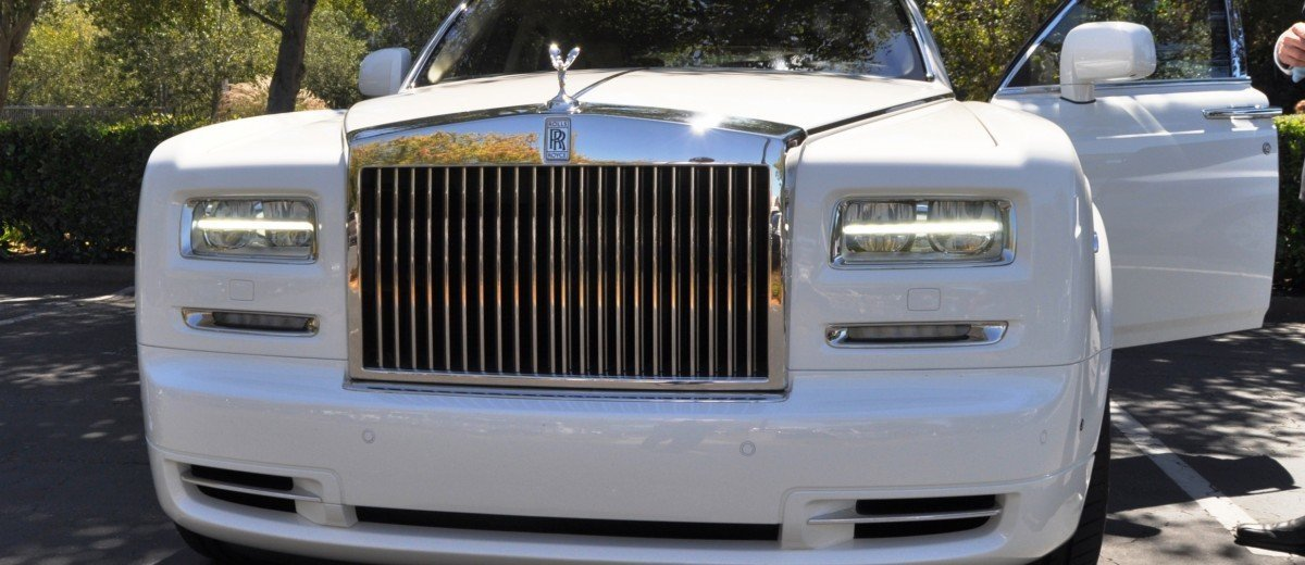 2015 Rolls-Royce Phantom Series II Extended Wheelbase at The Quail 19