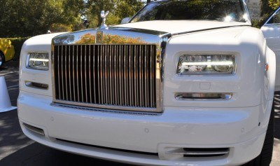 2015 Rolls-Royce Phantom Series II Extended Wheelbase at The Quail 20