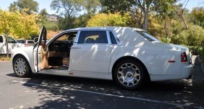 2015 Rolls-Royce Phantom Series II Extended Wheelbase at The Quail 21