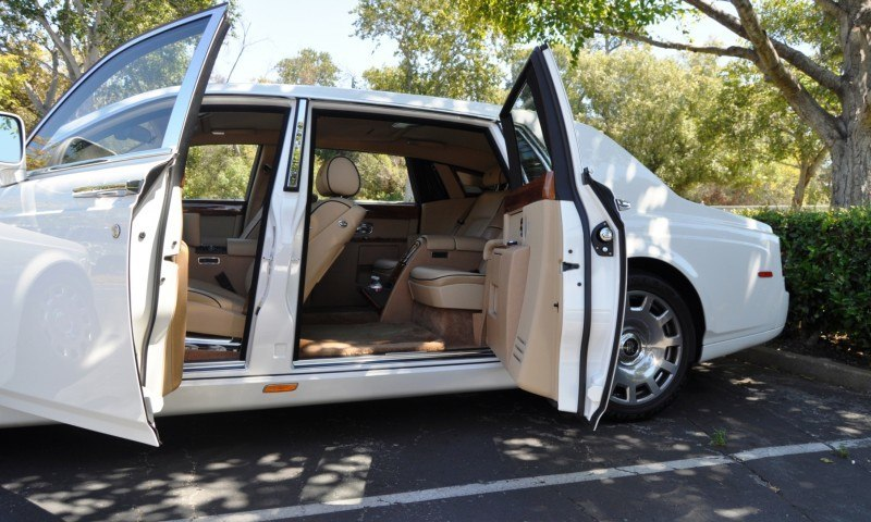 2015 Rolls-Royce Phantom Series II Extended Wheelbase at The Quail 24