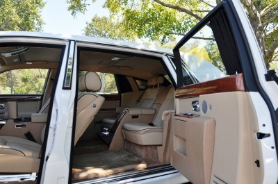 2015 Rolls-Royce Phantom Series II Extended Wheelbase at The Quail 27