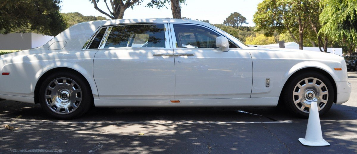 2015 Rolls-Royce Phantom Series II Extended Wheelbase at The Quail 30