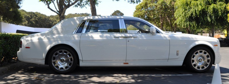 2015 Rolls-Royce Phantom Series II Extended Wheelbase at The Quail 32