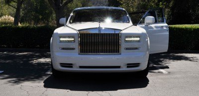 2015 Rolls-Royce Phantom Series II Extended Wheelbase at The Quail 34