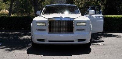 2015 Rolls-Royce Phantom Series II Extended Wheelbase at The Quail 34