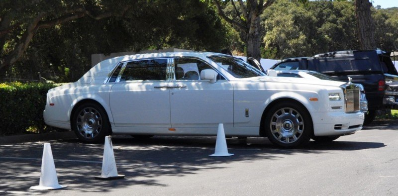 2015 Rolls-Royce Phantom Series II Extended Wheelbase at The Quail 4