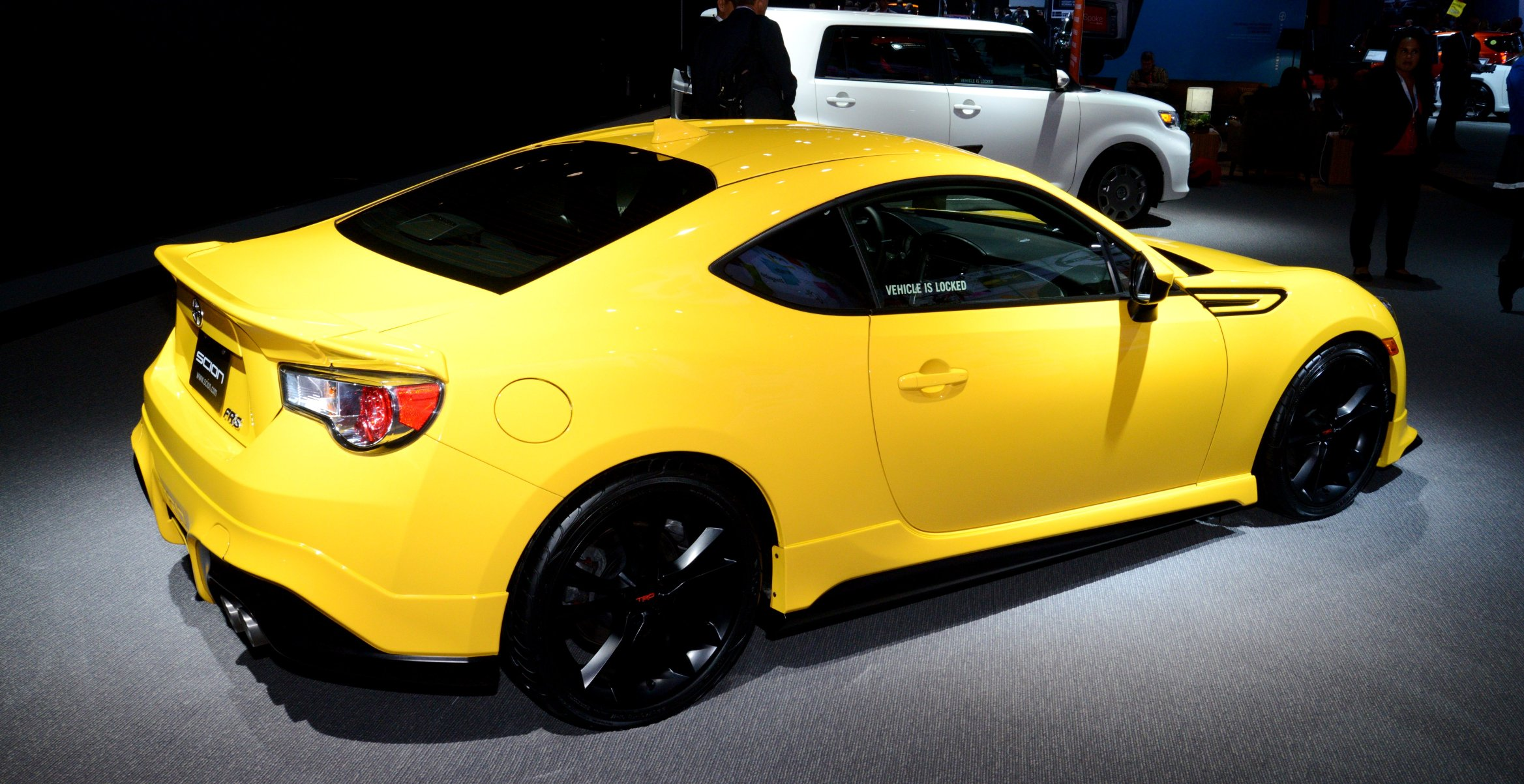 2015 scion fr s rs1 packs hot trd performance parts as standard kicks. Black Bedroom Furniture Sets. Home Design Ideas