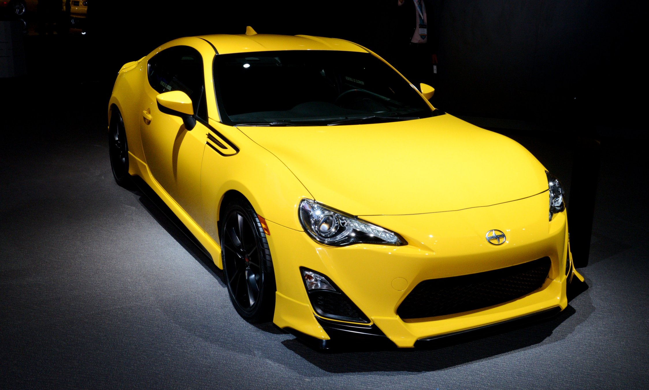Scion Fr S Rs