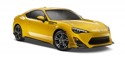 2015 Scion FR-S RS1 4