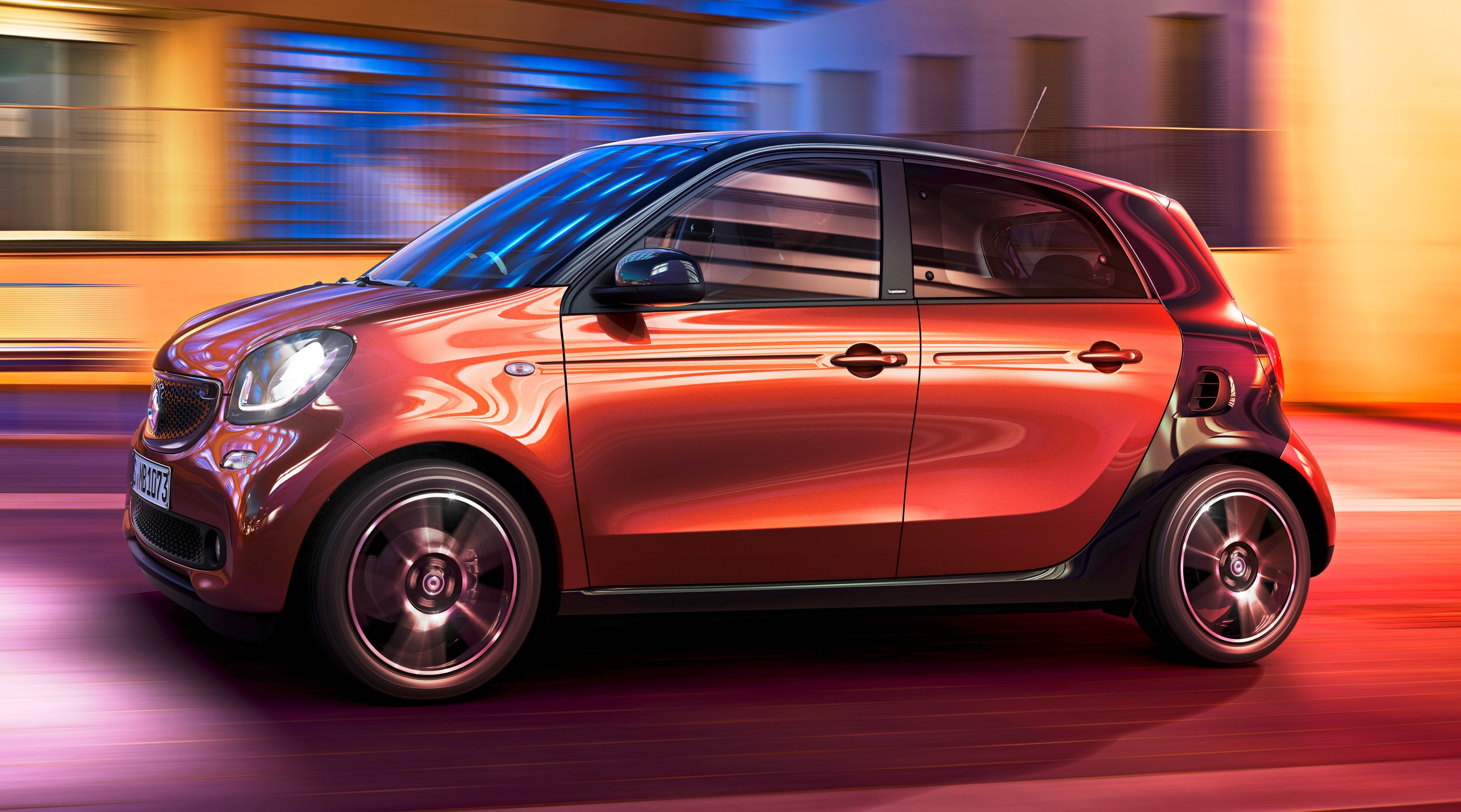 2015 Smart Fortwo And Forfour New Dual Clutch Automatic