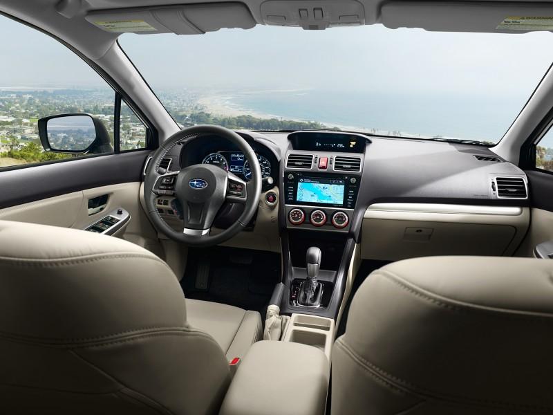 2015 Subaru Impreza Brings Fresh Nose Design, New Lighting and Refined Interior Details 1