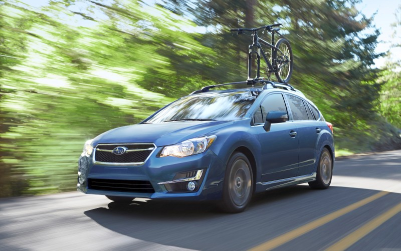 2015 Subaru Impreza Brings Fresh Nose Design, New Lighting and Refined Interior Details 3