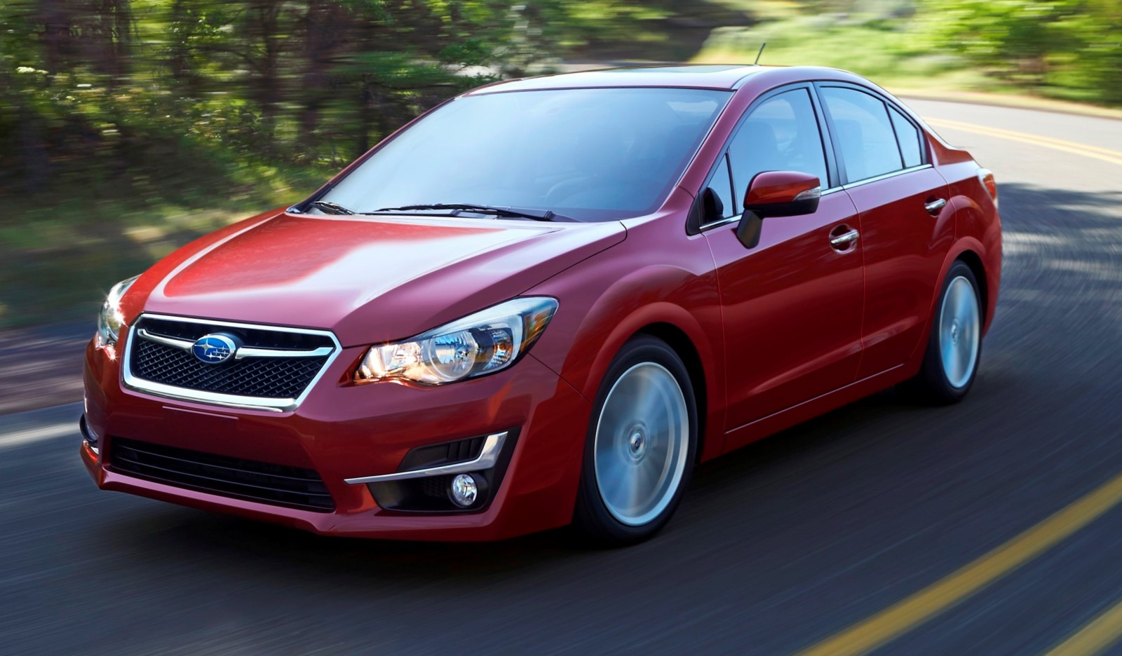 2015 Subaru Impreza Brings Fresh Nose Design, New Lighting and Refined Interior Details 4
