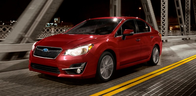 2015 Subaru Impreza Brings Fresh Nose Design, New Lighting and Refined Interior Details 5