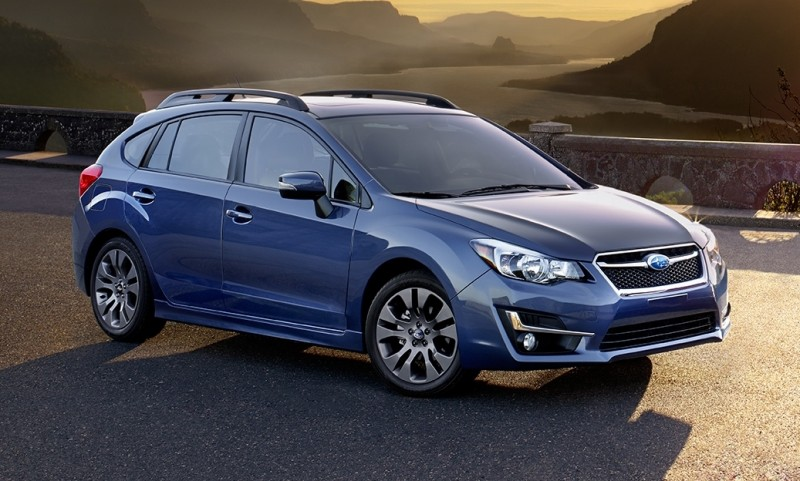 2015 Subaru Impreza Brings Fresh Nose Design, New Lighting and Refined Interior Details 7