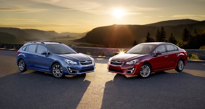 2015 Subaru Impreza Brings Fresh Nose Design, New Lighting and Refined Interior Details 9