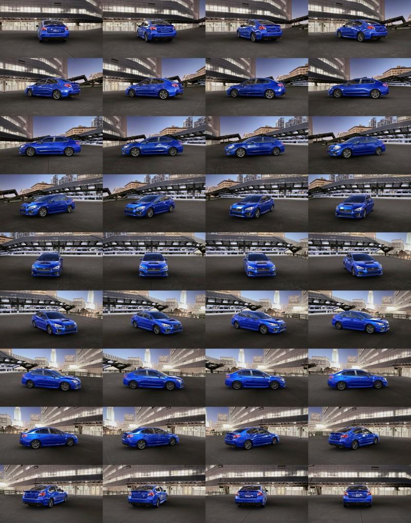 2015 Subaru WRX Colors 27