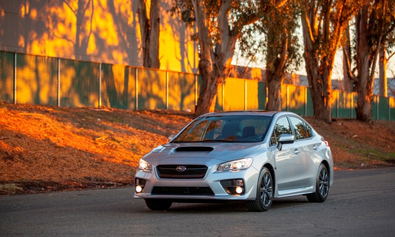 2015 Subaru WRX Hits The Gravel In 90 New Photos in Four Colors 1