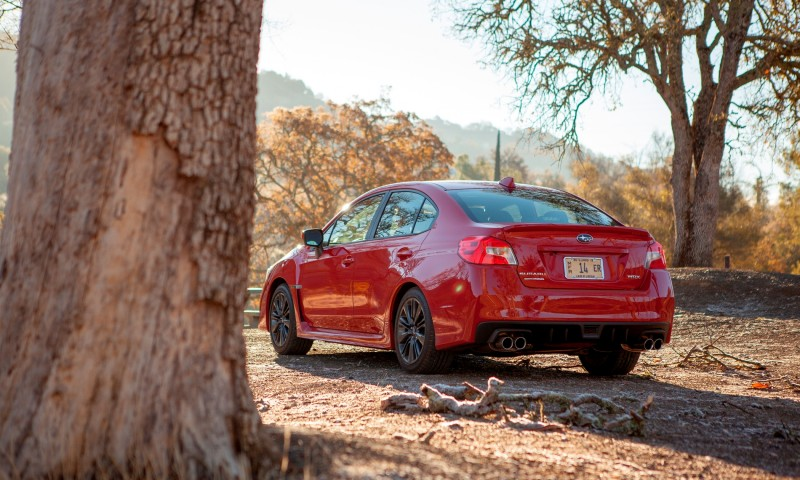 2015 Subaru WRX Hits The Gravel In 90 New Photos in Four Colors 23