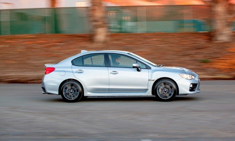 2015 Subaru WRX Hits The Gravel In 90 New Photos in Four Colors 37