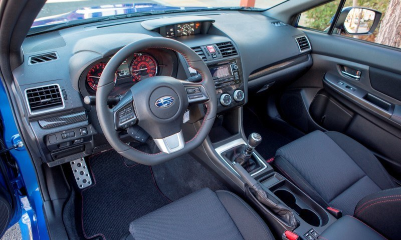 2015 Subaru WRX Hits The Gravel In 90 New Photos in Four Colors 46