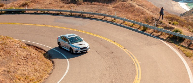 2015 Subaru WRX Hits The Gravel In 90 New Photos in Four Colors 57