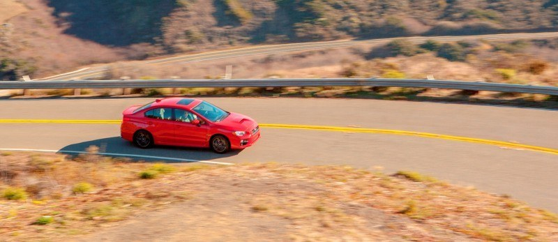 2015 Subaru WRX Hits The Gravel In 90 New Photos in Four Colors 58